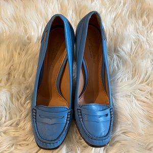 Dolce & Gabbana loafer heels